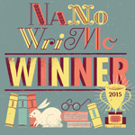 Official NaNoWriMo 2015 Winner