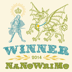 Official NaNoWriMo 2014 Winner
