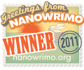 Official NaNoWriMo 2011 Winner